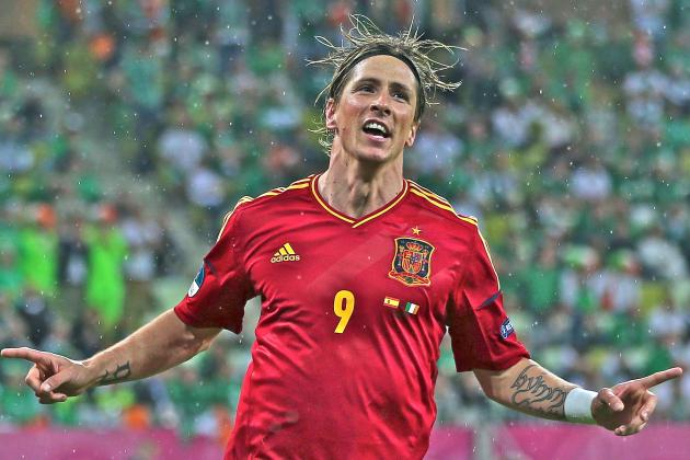 Euro 2012: Spain Eliminate Republic of Ireland with Dominant Play