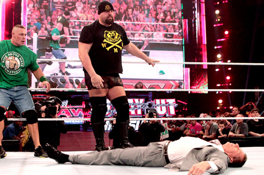 Clashing Statements Continue to Undermine Big Show's Latest WWE Push