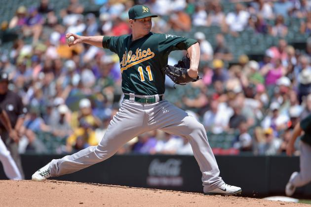 Oakland A's Feeling Rocky Mountain High After Sweeping Colorado