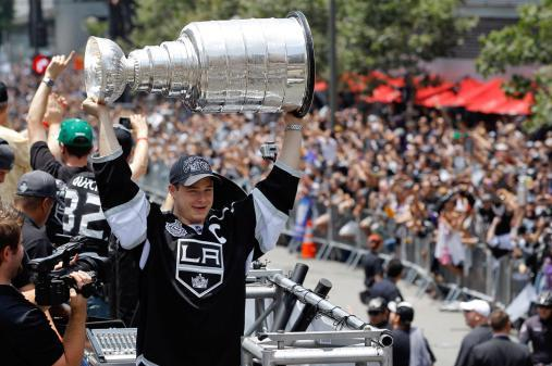 LA Kings Victory Parade, Rally Honors Stanley Cup Champions