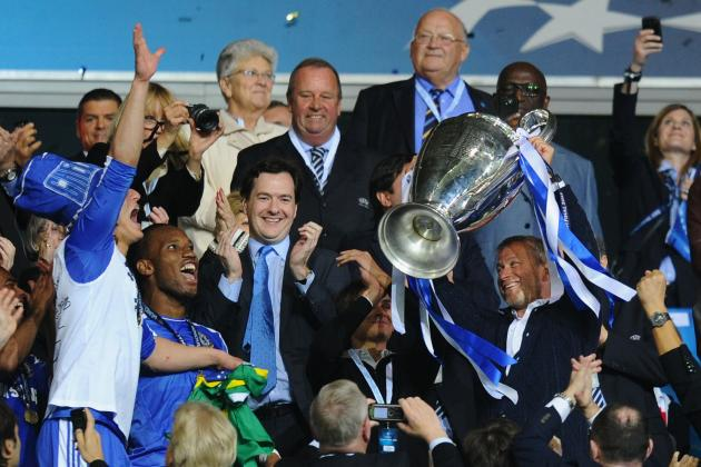 Chelsea's Future: Roman Abramovich's Blue Revolution in 2012/2013
