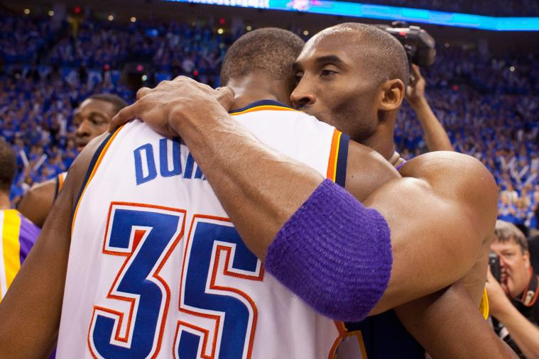 Does Kevin Durant Have a Chance to Surpass Kobe Bryant?