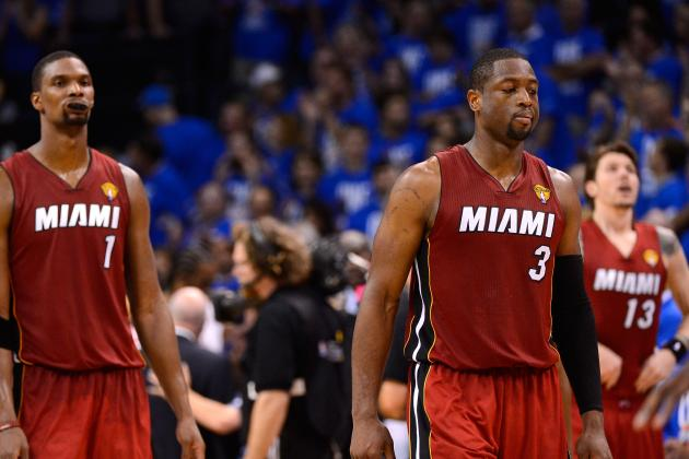 Leave Dwyane Wade Alone for Calling OKC