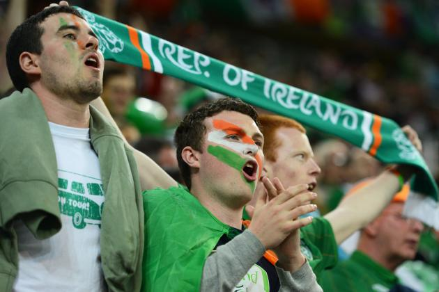 Ireland Deserve to Go, but Can Euro 2012 Keep Their Fans, Please?