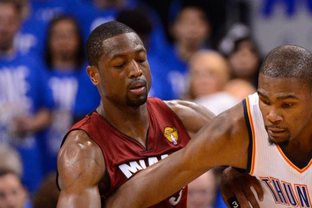 LeBron James Scrutiny Fades, All Eyes on Dwyane Wade