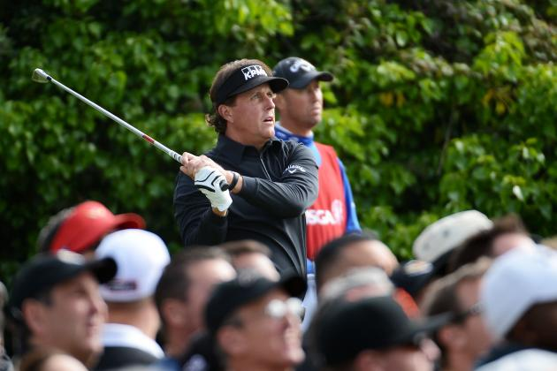 Phil Mickelson: Latest Odds on Lefty's US Open Chances