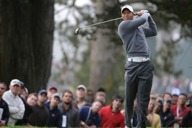 Tiger Woods: Why Tiger's Troubles Are Behind Him and He Will Win the U.S. Open