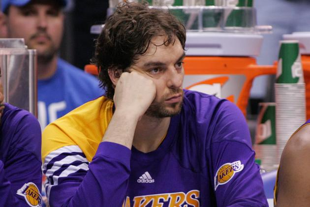 L.A. Lakers: Breaking Down Pau Gasol's Real Trade Value
