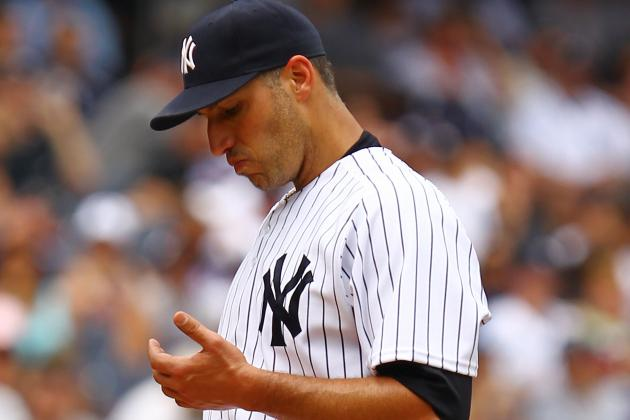 Andy Pettitte Feeling Healthy and Ready for Series Against Nationals