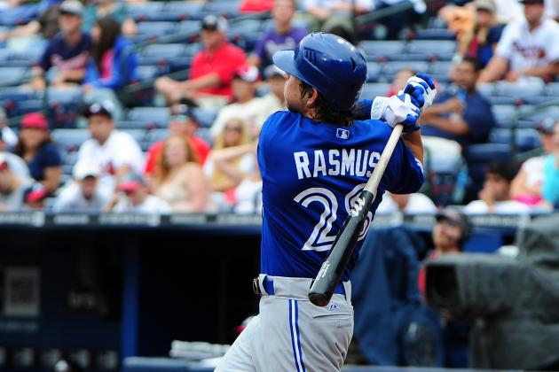 Fantasy Baseball: Can Colby Rasmus Stay Hot?