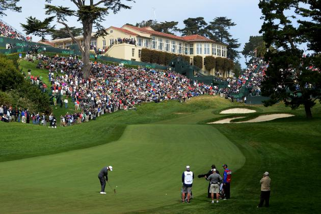 US Open Golf Scores 2012: Dissecting the Day 1 Leaderboard