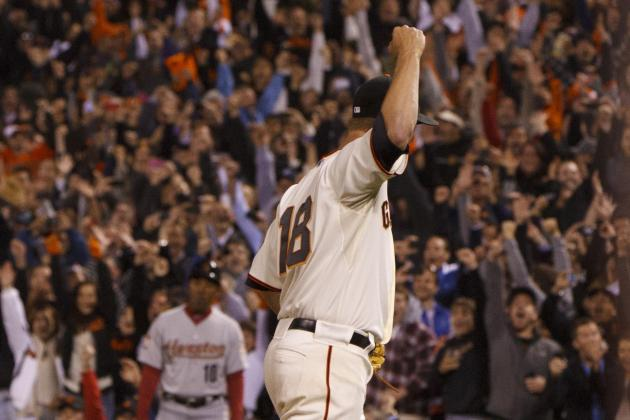 Matt Cain Replaces Barry Bonds: Perfection Trumps Power