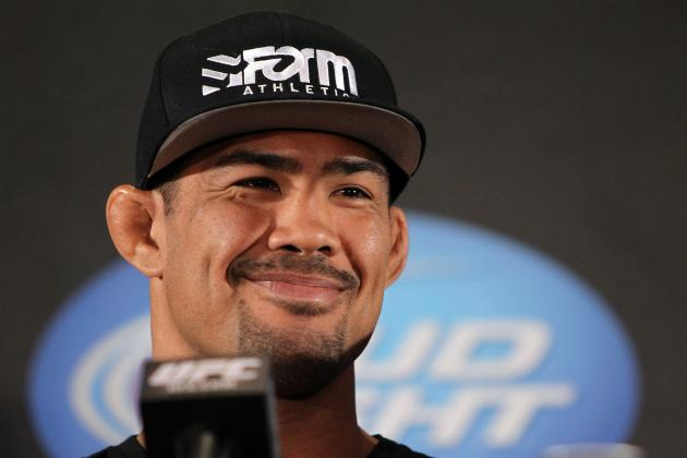 Mark Munoz Talks About Hector Lombard Jumping Past Him for a Title Shot