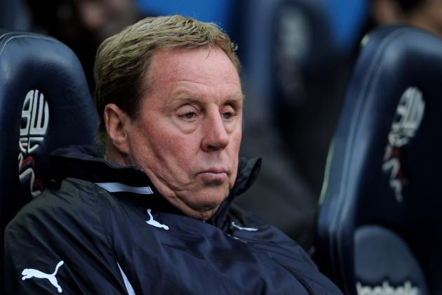 Tottenham Sacks Redknapp: A Spurs Supporter's Ode to Harry's Time with the Club