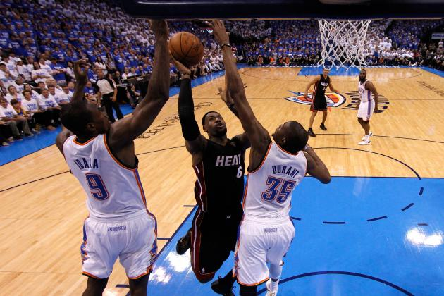 NBA Finals 2012: LeBron, Wade and the Heat Bounce Back for a Win in Game 2