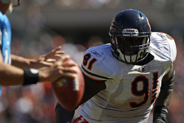 Chicago Bears Should Sign Tommie Harris to Be a Backup Defensive Tackle