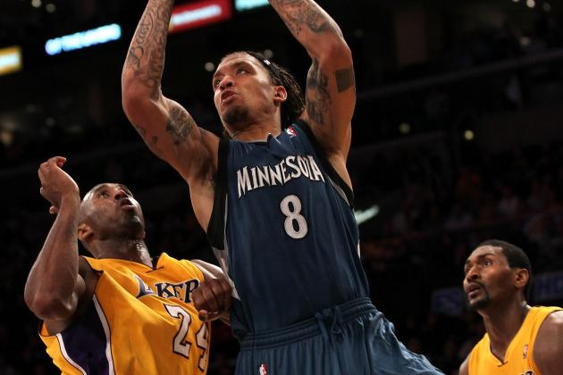 Michael Beasley's New Nickname and Future in the NBA