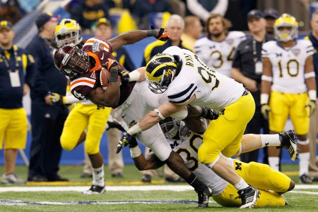 Michigan Football: What You Need to Know About Wolverines LB Jake Ryan