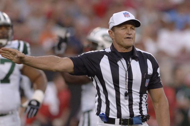Does the NFL Have Professional Sports' Best Referees?