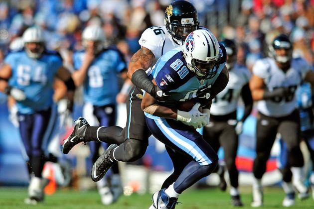 Breaking Down the Tennessee Titans' 2012 Offensive Plans: Tight End Version