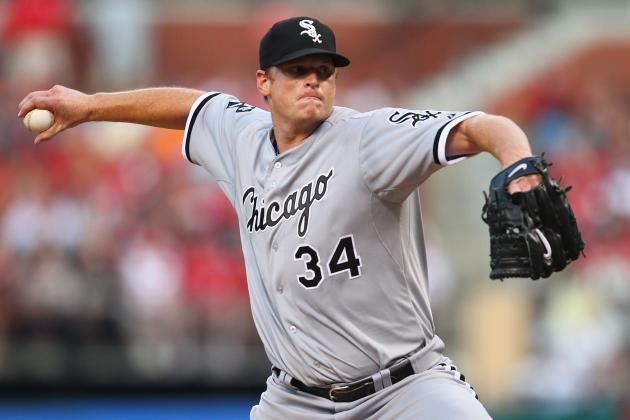 MLB Trade Rumors: Will Gavin Floyd's Record Make Him Hard for White Sox to Deal?