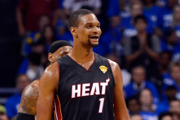 Chris Bosh's Big Game 2 Proves Miami Heat Are Truly Big Three