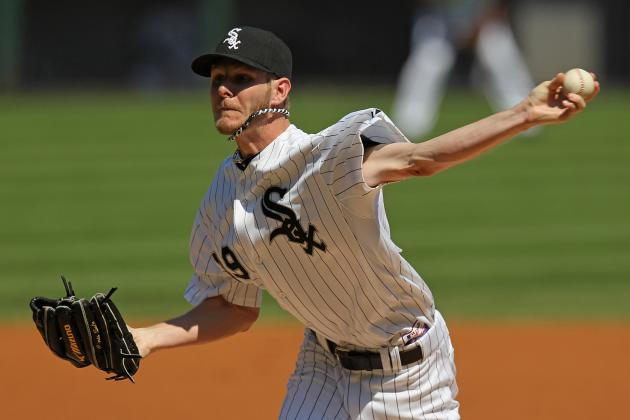 Chicago White Sox Will Continue to Face Tough Pitching in Los Angeles