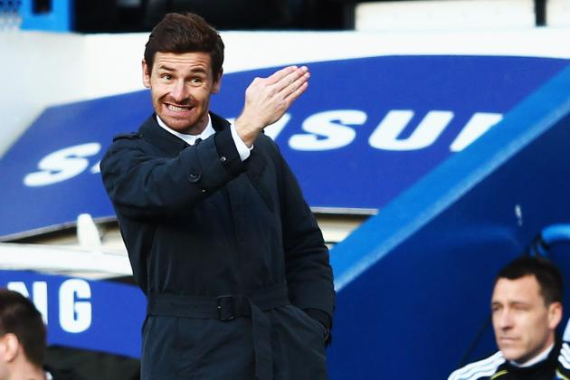 Tottenham Make Contact with André Villas-Boas in Search for New Manager