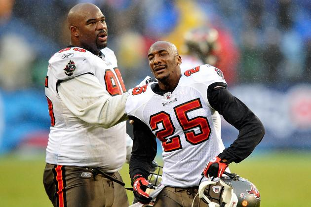 NFC South Morning Jog: Bucs Unsure If Aqib Talib Will Return for Training Camp