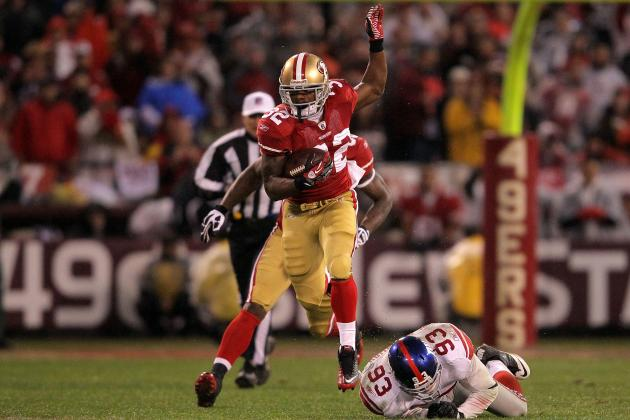 San Francisco 49ers: Kendall Hunter Will Be Unsung RB Hero in 2012
