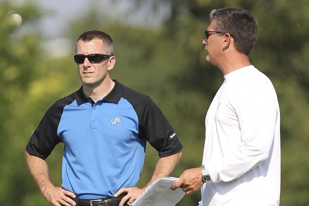 Detroit Lions: Young Players Must Learn from Their Mistakes 'The Lion Way'