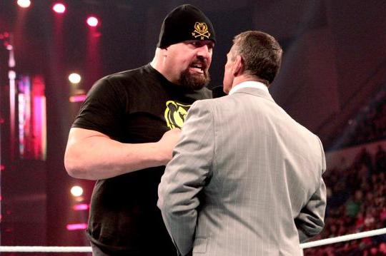 WWE No Way out 2012: Why a Loss vs. John Cena Will Not Destroy Big Show