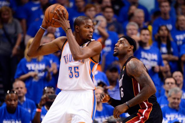 NBA Finals 2012: Heat Learn How to Finish, Now Thunder Must Learn How to Start