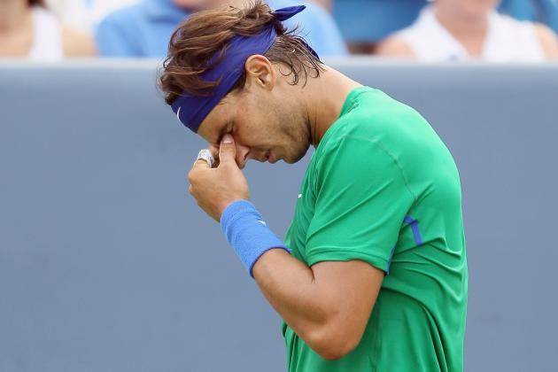 Nadal Suffers Shock Defeat to Kohlschreiber