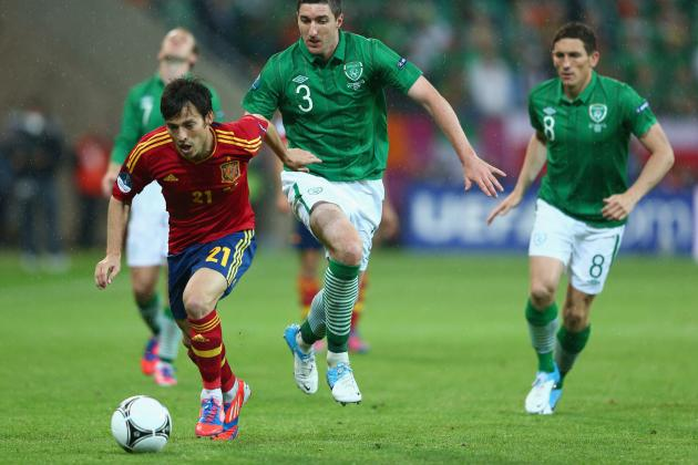 Spain at Euro 2012: World Football Should Follow La Roja's Example