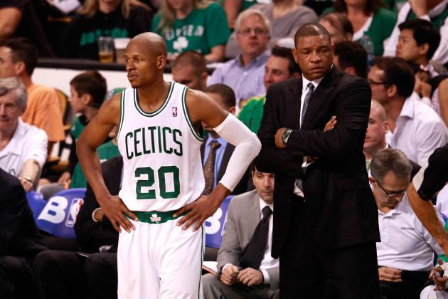 NBA Rumors: Celtics Must Let Ray Allen Walk If Chemistry with Rondo Has Fizzled