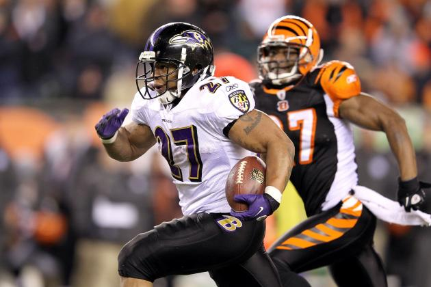 Fantasy Football 2012: Top 12 Running Back Rankings