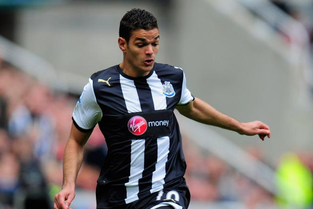 Report: Chelsea Readying £18 Million Move for Newcastle's Hatem Ben Arfa