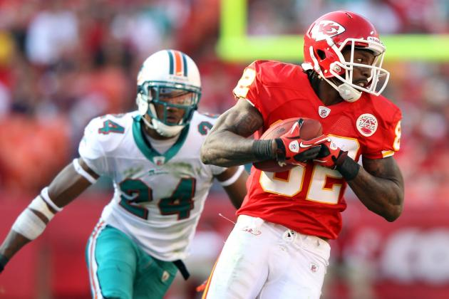 Kansas City Chiefs: 2012 Stat Predictions for Dwayne Bowe & the Receiving Corps