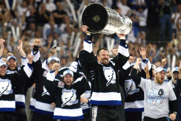 Tampa Bay Lightning: Sweet Memories of the Stanley Cup
