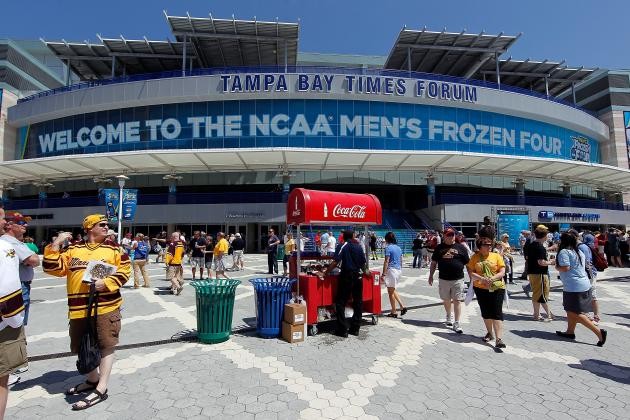 Los Angeles Kings: Could the Staples Center Host a Frozen Four Someday?