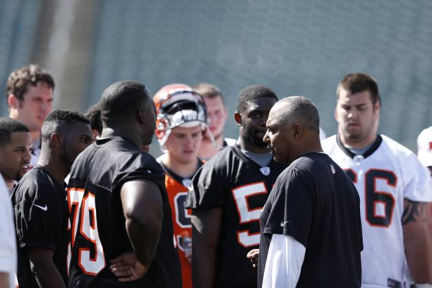 Will 2012 Be Marvin Lewis' Last as Cincinnati Bengals Head Coach?