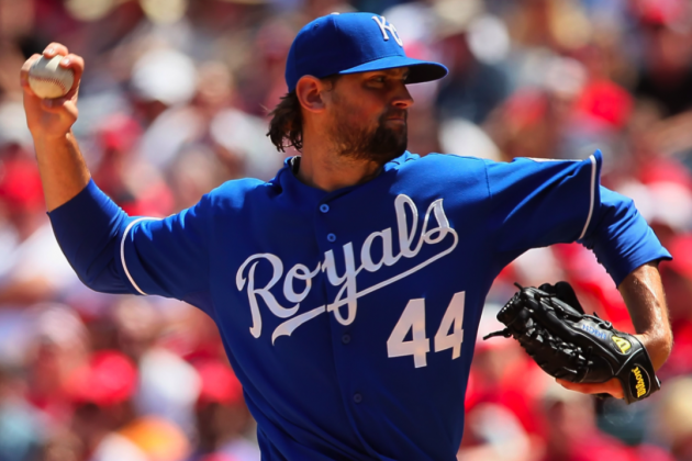 2012 Kansas City Royals Pitching: As Bad as It Looks?