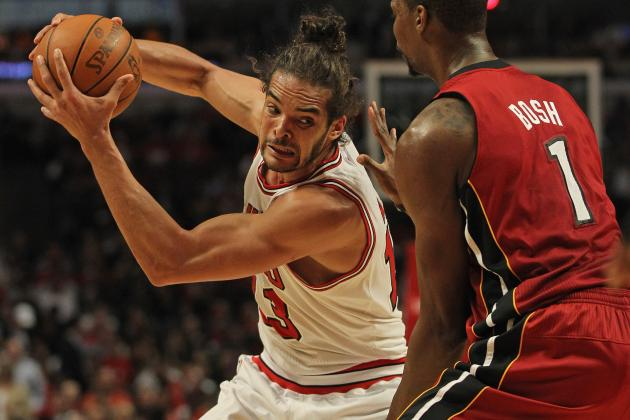 Chicago Bulls: Should Chicago Use Noah as Trade Bait?