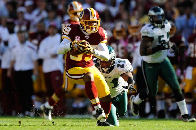 Fantasy Football Sleeper Watch: Santana Moss, WR, Washington Redskins