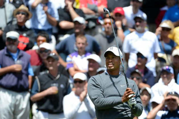US Open Golf Live: Online Listings for This Weekend's Final Rounds
