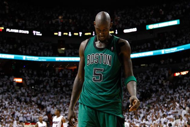 Boston Celtics: Breaking Down Pros and Cons of Re-Signing Kevin Garnett