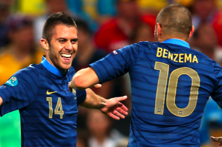 Ukraine 0-2 France: As It Happened