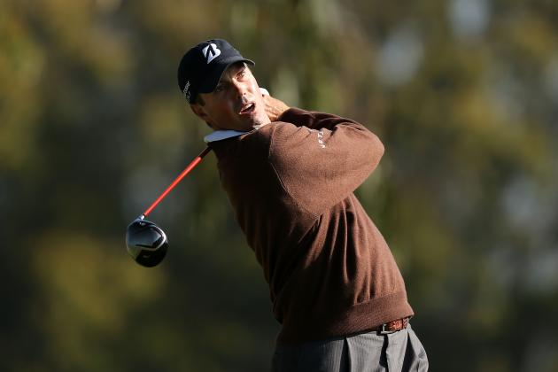 US Open Golf 2012: Favorites with Best Shots at  Keeping Up with Tiger
