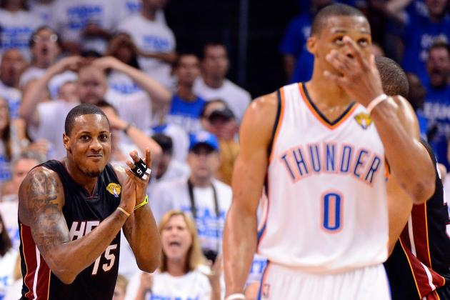 NBA Finals 2012: Is Russell Westbrook the Worst Point Guard in Finals History?